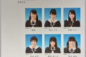 【画像】卒業アルバムの同級生で抜く卒アルオナニー捗りすぎwwwww