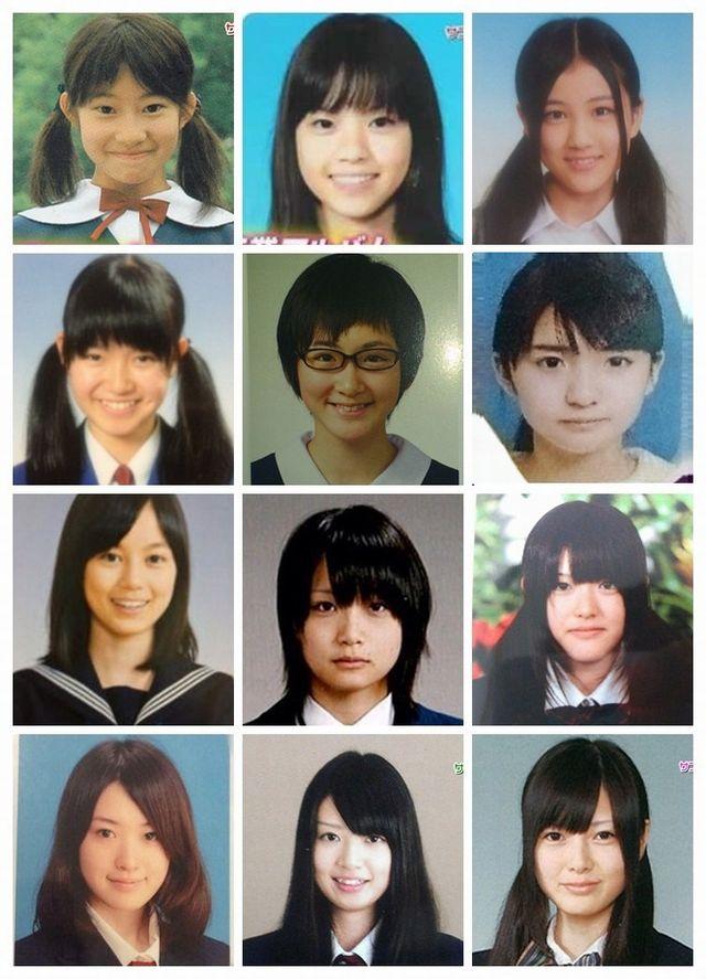 【画像】卒業アルバムの同級生で抜く卒アルオナニー捗りすぎwww