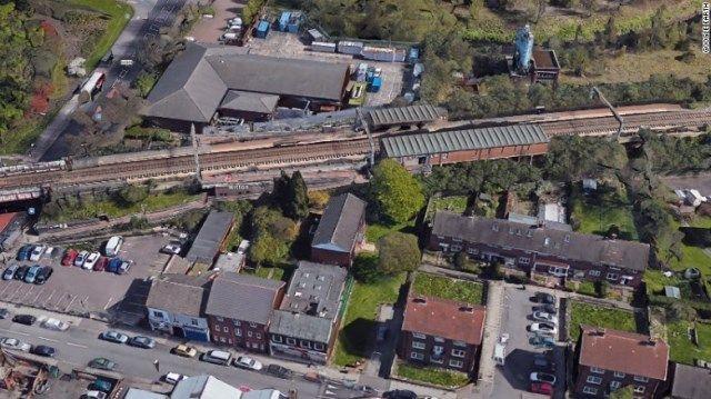 バーミンガムのウイットン駅 画像