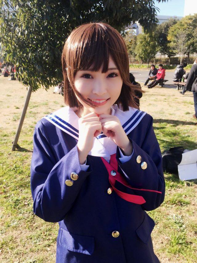 涼本奈緒 コスプレ C93 冴えない彼女の育てかた 加藤恵
