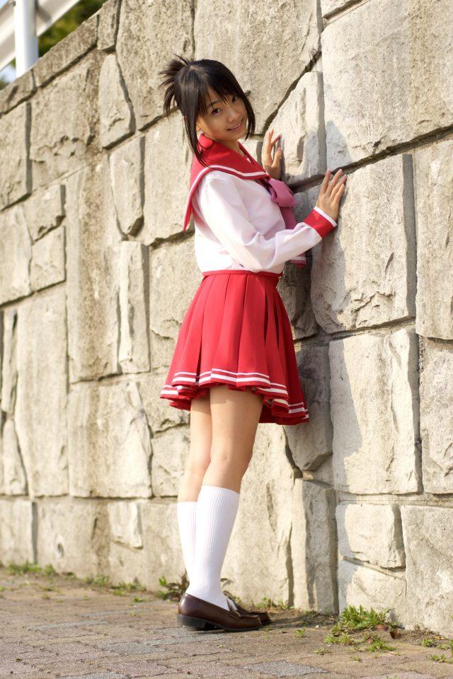 コスプレイヤー 松永亜矢香(まつながあやか) 『ToHeart2』 小牧愛佳のコスプレ画像
