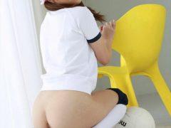 【画像】セクシー女優 瑠川リナ ブルマのコスプレで丸見えになる乳首とマン毛がエロいまとめ