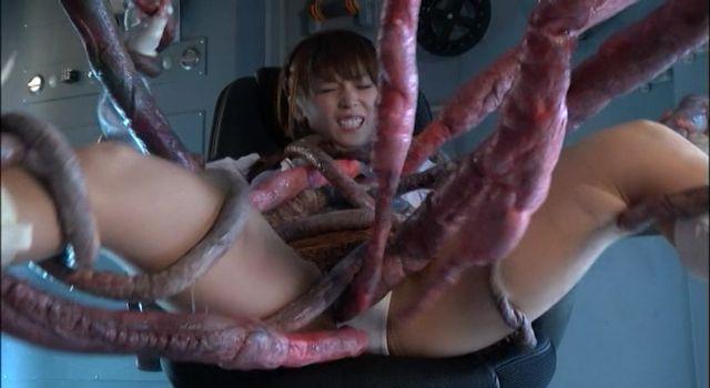 樹花凜 宇宙特捜アミー コスプレ画像