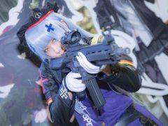 【画像】くろねこ 『東京ゲームショウ2018』ミニスカにニーハイがエロいコスプレまとめ