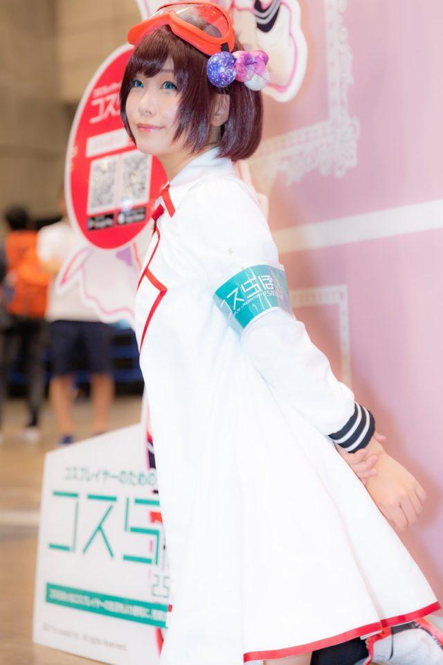 コスプレイヤーくろねこ C3AFA TOKYO2018 『コスらぼっ!』 九十九のコスプレ画像