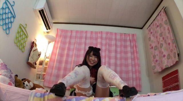 あおいれな 『うしじまいい肉プロデュース アイドル原石 宅コスレイヤー2 あおいれな』 コスプレ画像