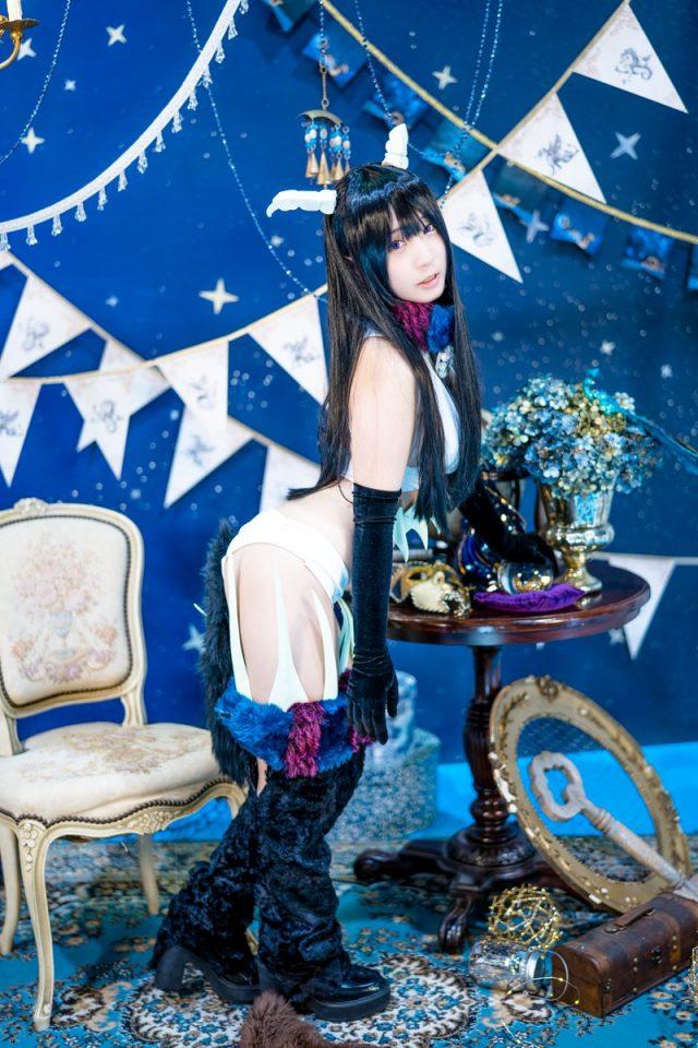 伊織もえ チャリティー撮影会 『姉なるもの』 千夜姉のコスプレ画像
