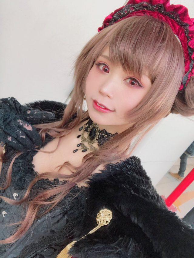 五木あきら C95 KATE/第一王女ローズ コスプレ画像