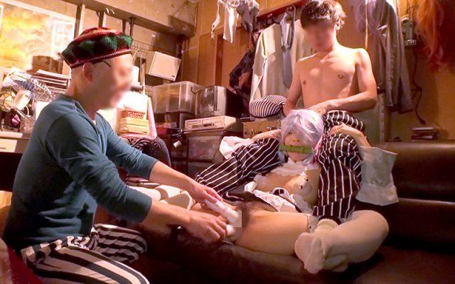 羽田希 リゼロ『レム』のコスプレした主婦が拘束されてマンコを甚振られる動画 画像