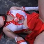 椎葉みくる 美少女戦士がハンターに襲われて拘束レイプされる動画 画像