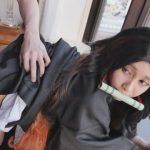 厳選美少女にコスプレさせてオレの子を孕ませる!禰●子(8)