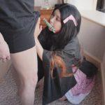 厳選美少女にコスプレさせてオレの子を孕ませる!禰●子(6)